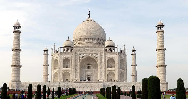 10 Most Amazing Historical Monuments Of India The