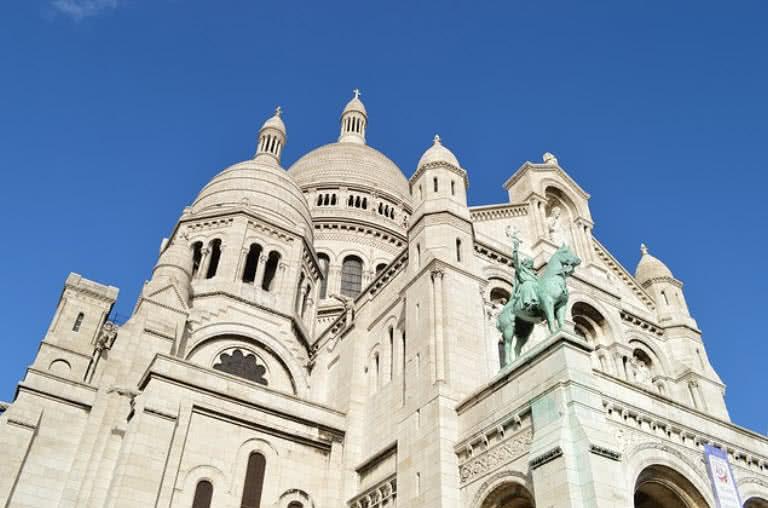 کلیسای قلب مقدس پاریس