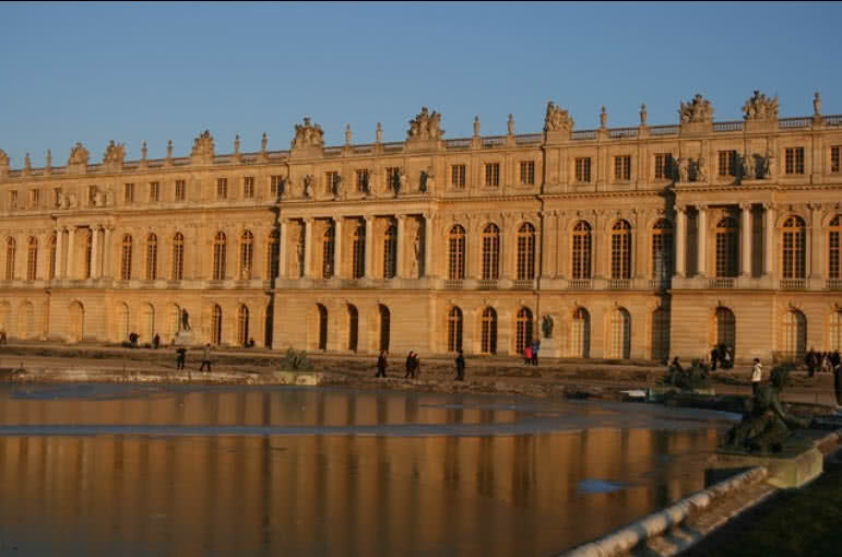 palace of versailes