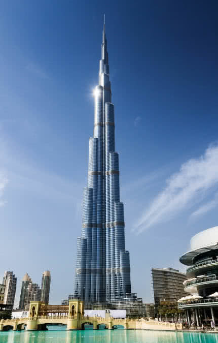 Burj Khalifa Floors >> Top 10 Tourist Attractions In United Arab Emirates - The Mysterious World
