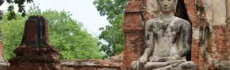 Ruins of ancient world