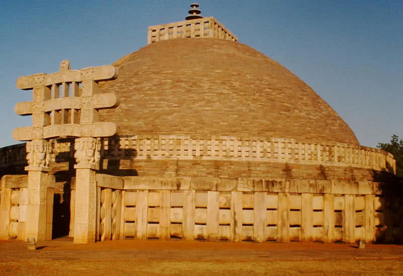 Great Sanchi Stupa