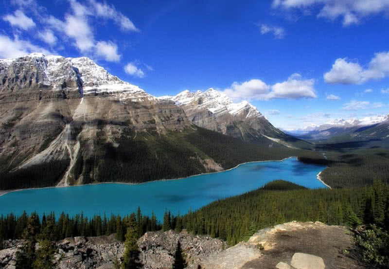 most beautiful lakes