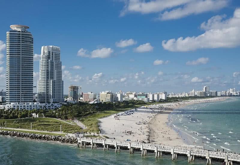 Miami Beach - بهترین شهرهای ساحلی دنیا