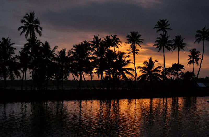 fascinating alleppey backwaters