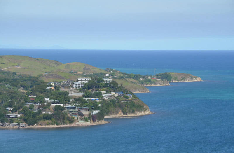 new guinea port